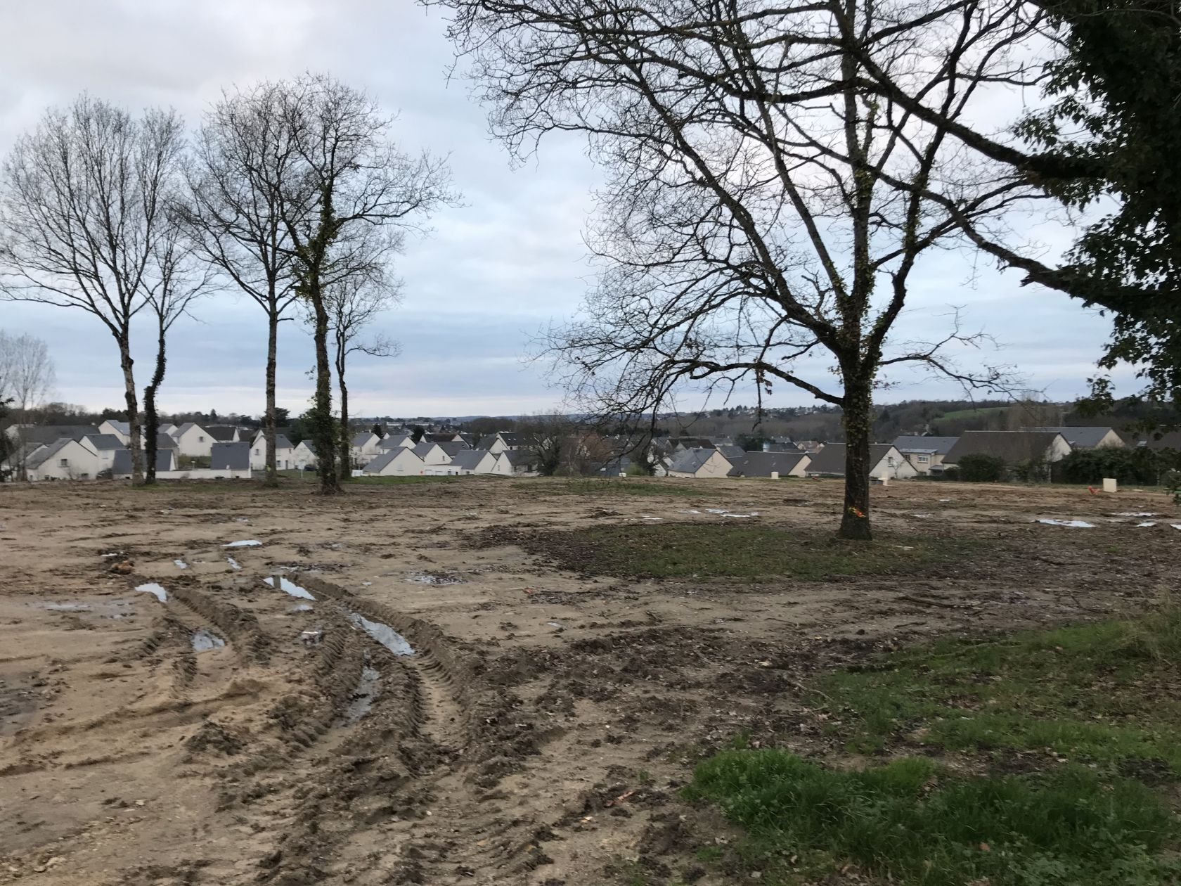 Terrains du constructeur MAISONS I  • 446 m² • AMBOISE