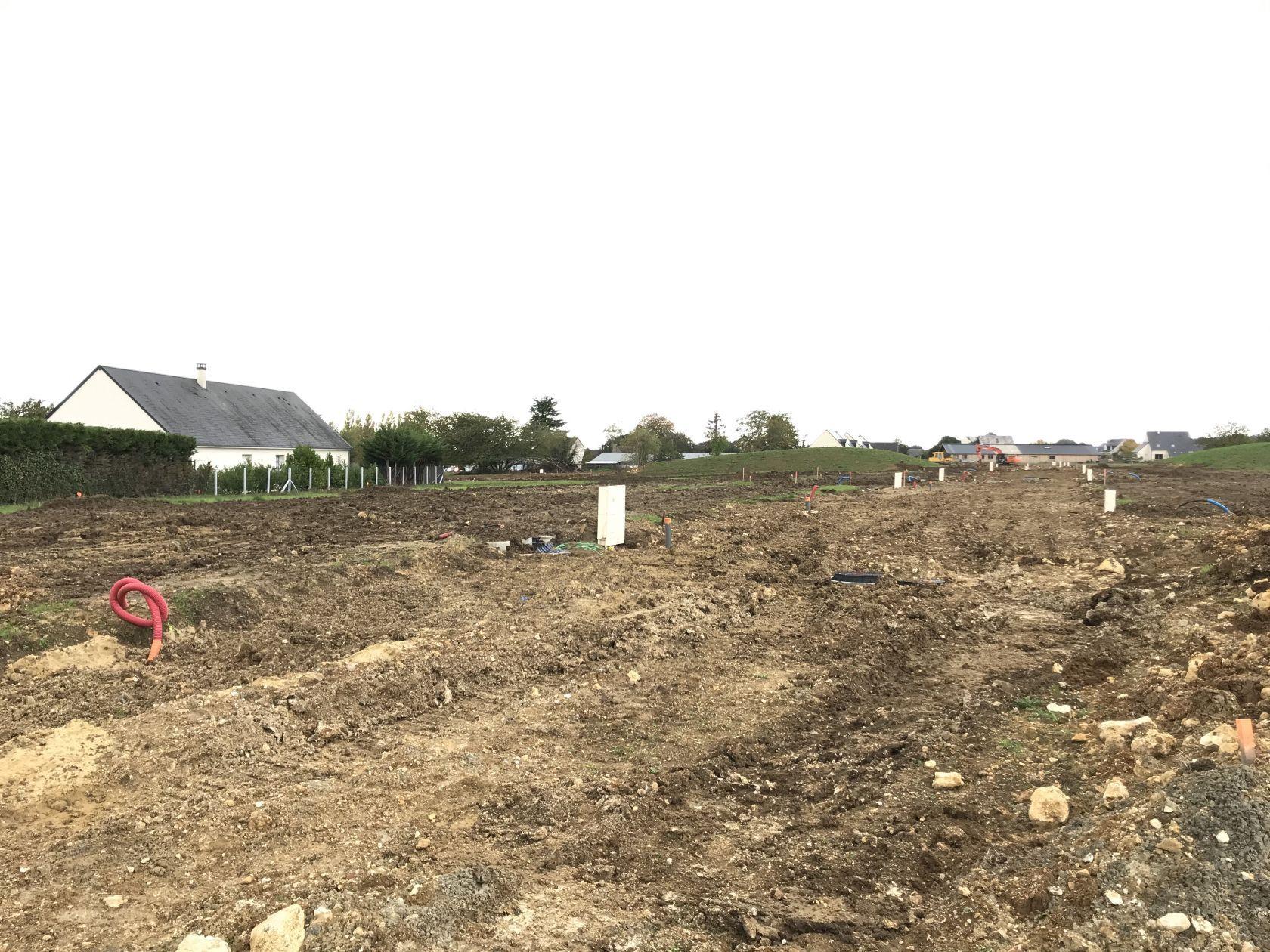Terrains du constructeur MAISONS I  • 802 m² • FONDETTES