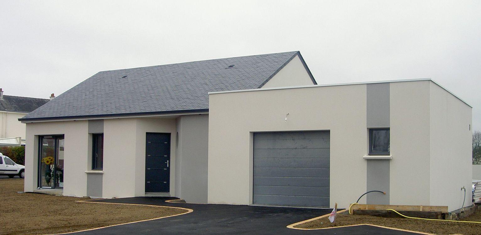 Maisons + Terrains du constructeur MAISON FAMILIALE RENNES • 94 m² • CHATEAUGIRON