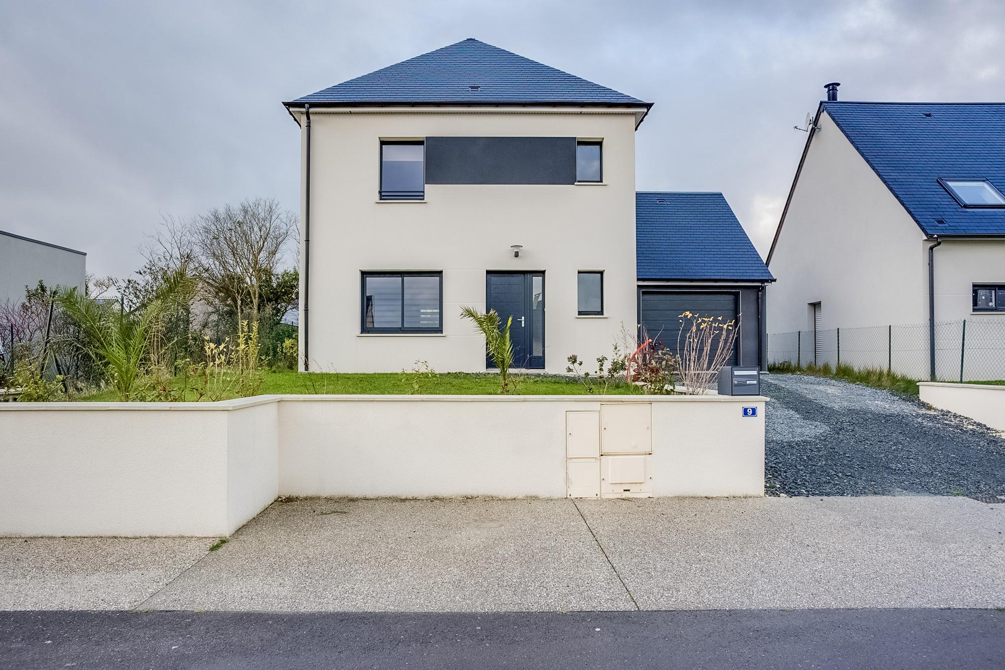 Maisons + Terrains du constructeur MAISON FAMILIALE RENNES • 102 m² • CHANTELOUP