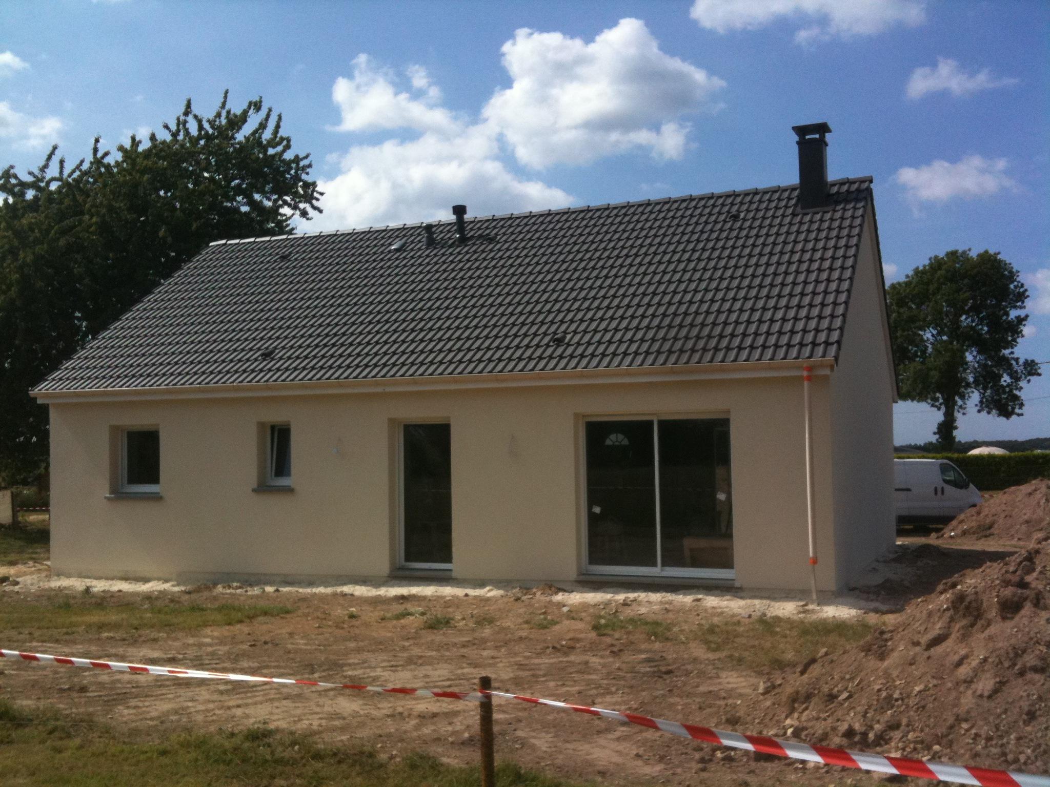 Maisons + Terrains du constructeur MAISON FAMILIALE RENNES • 97 m² • CHANTELOUP