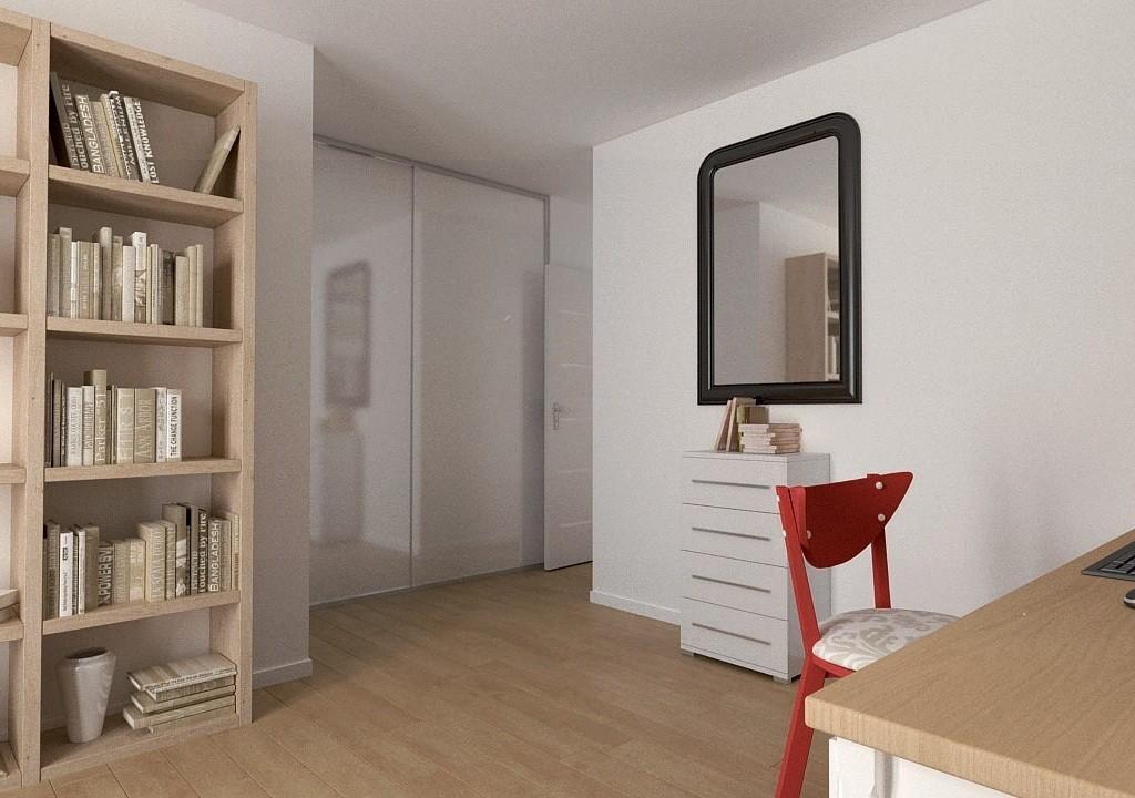 Maisons + Terrains du constructeur MAISON FAMILIALE RENNES • 94 m² • BOURG DES COMPTES