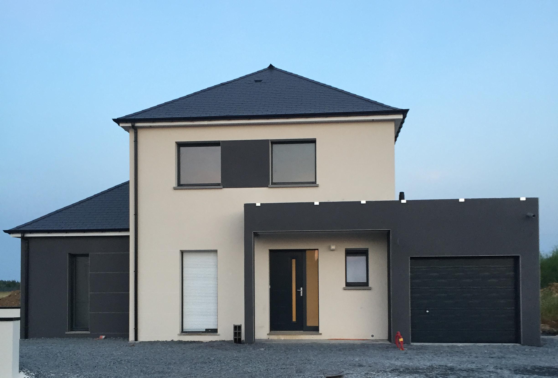 Maisons + Terrains du constructeur MAISON FAMILIALE RENNES • 130 m² • PIRE SUR SEICHE