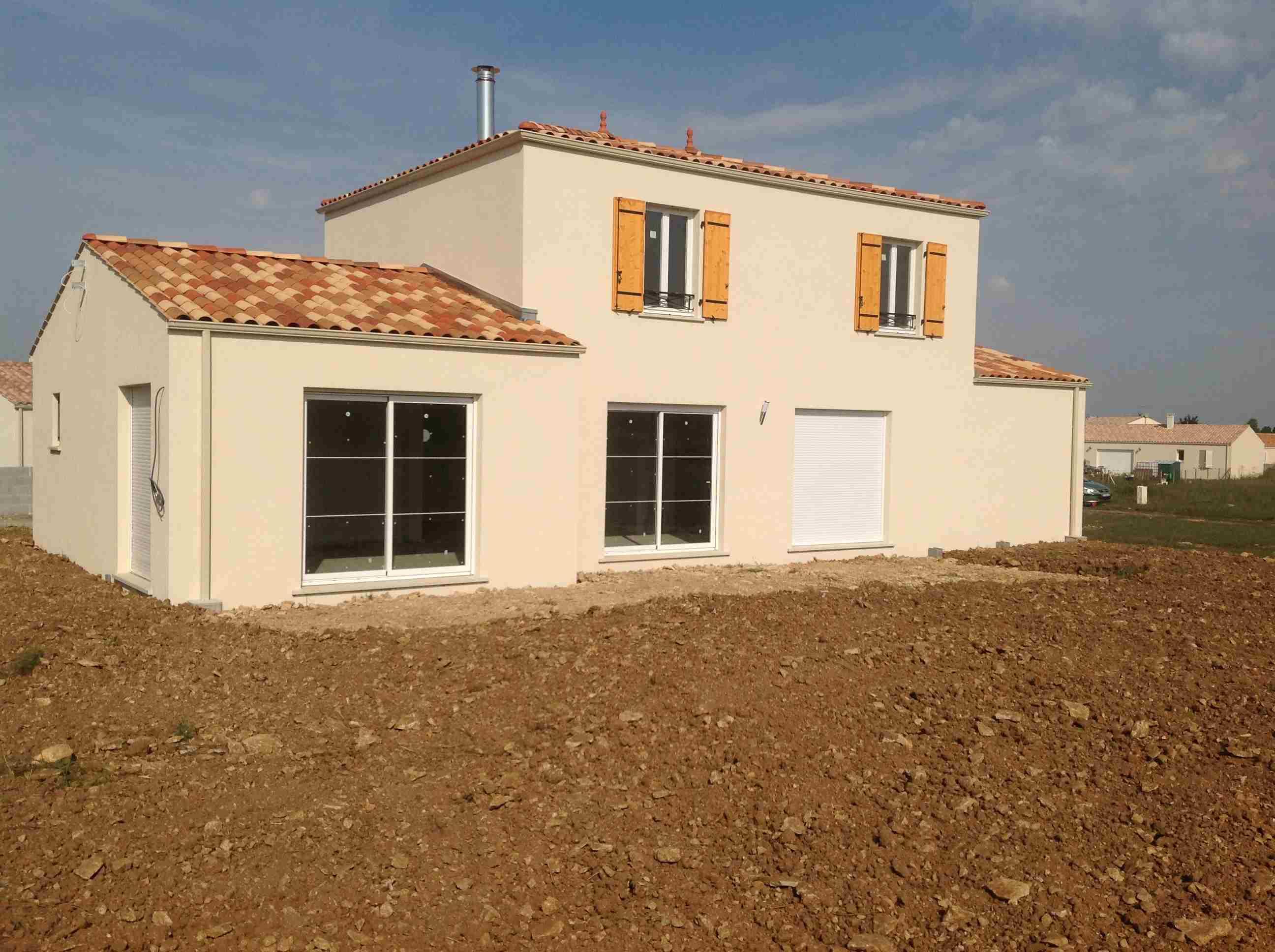Maisons + Terrains du constructeur MAISONS PHENIX MERIGNAC • 91 m² • BEAUTIRAN