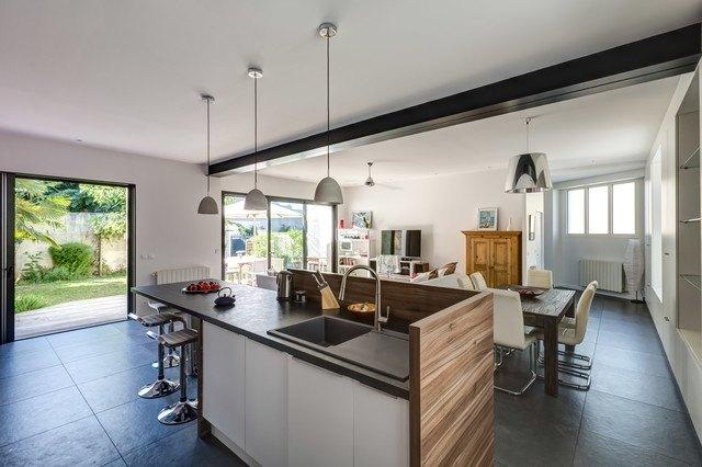 Maisons + Terrains du constructeur MAISON FAMILIALE • 97 m² • MONTUSSAN