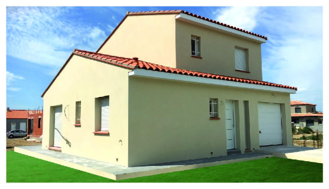 Maisons du constructeur ACCES HABITAT 66 • 90 m² • PERPIGNAN