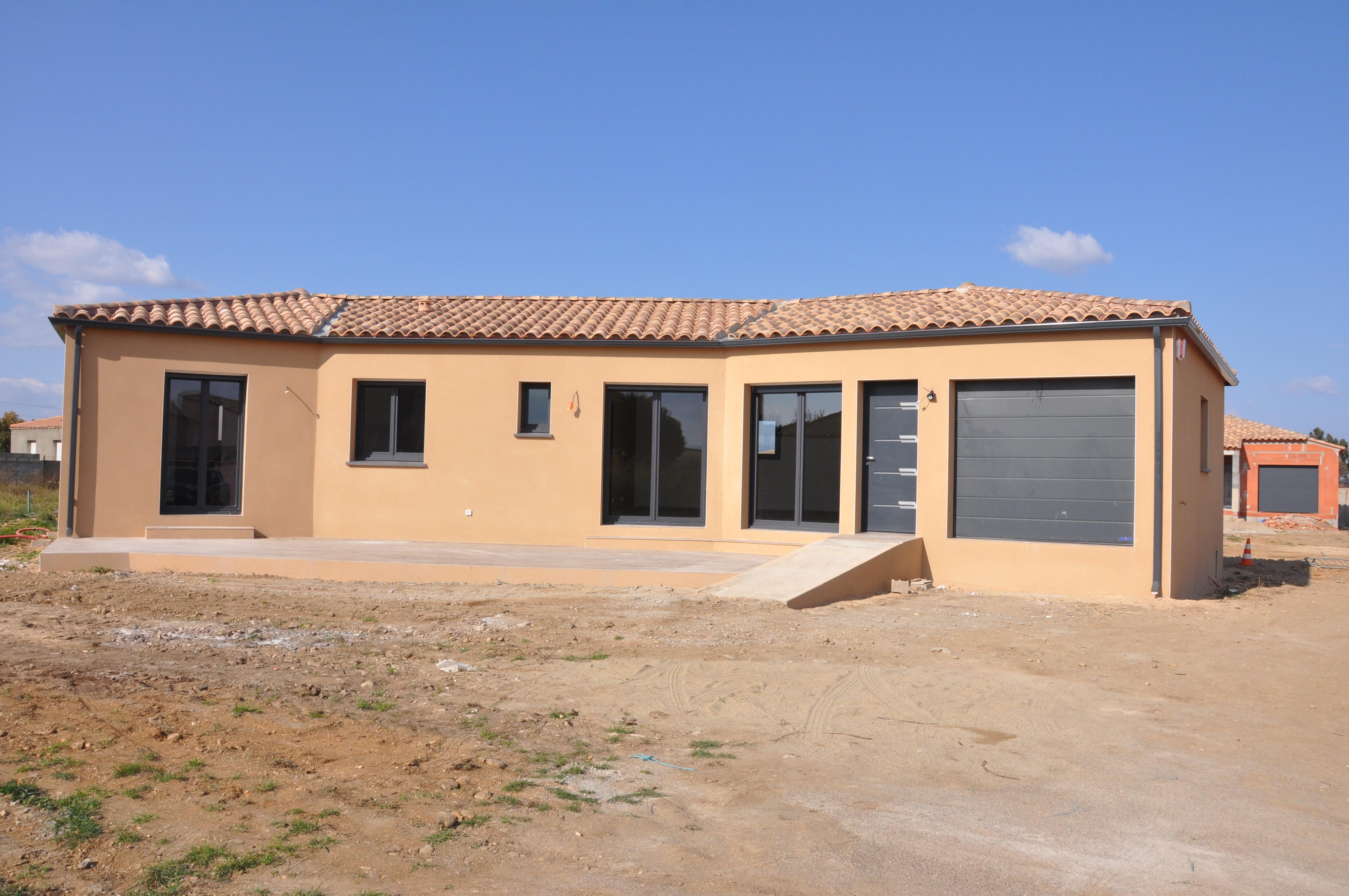 Maisons + Terrains du constructeur ACCES HABITAT 66 • 110 m² • CASES DE PENE