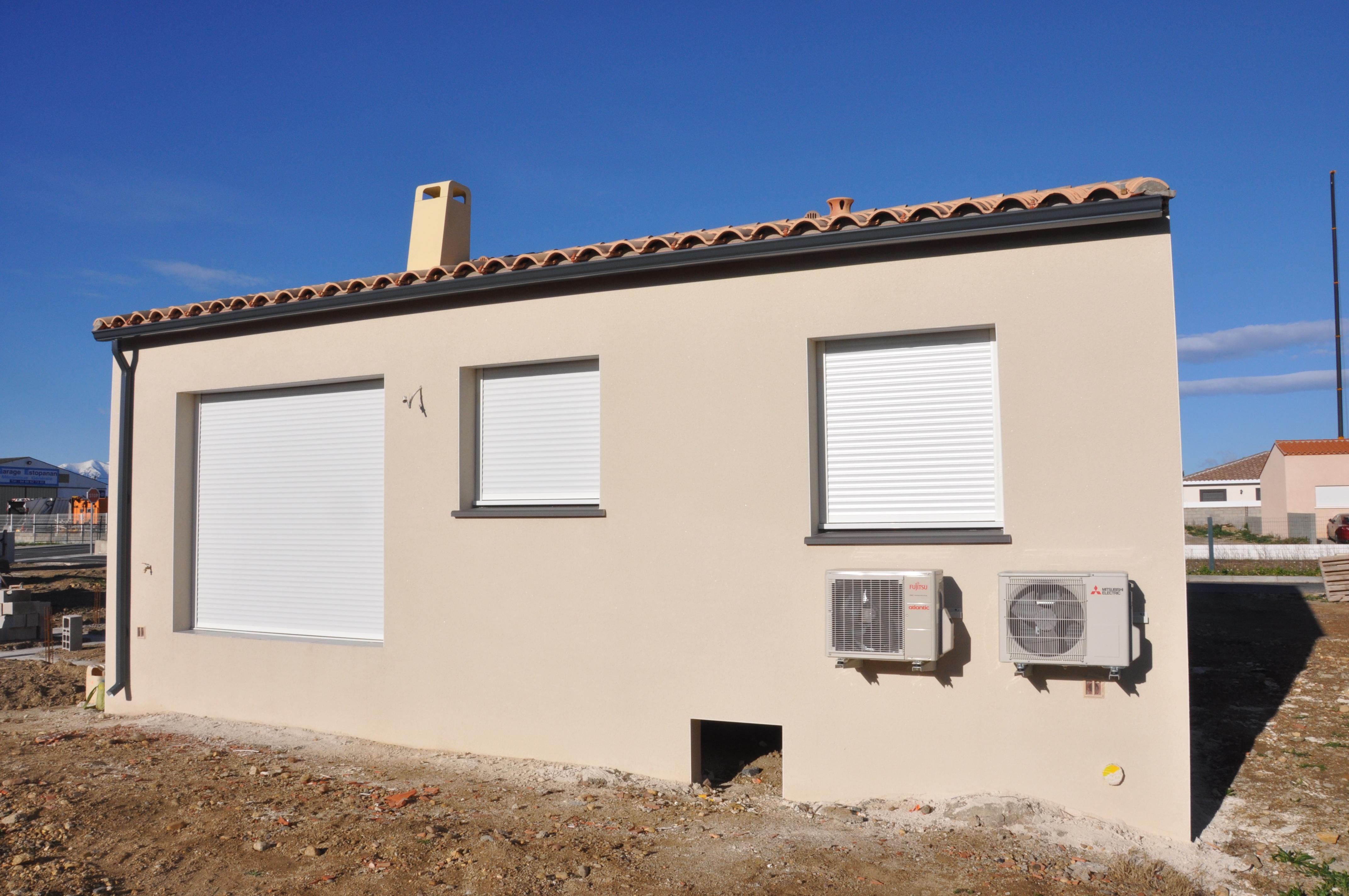 Maisons + Terrains du constructeur ACCES HABITAT 66 • 60 m² • SAINT GENIS DES FONTAINES