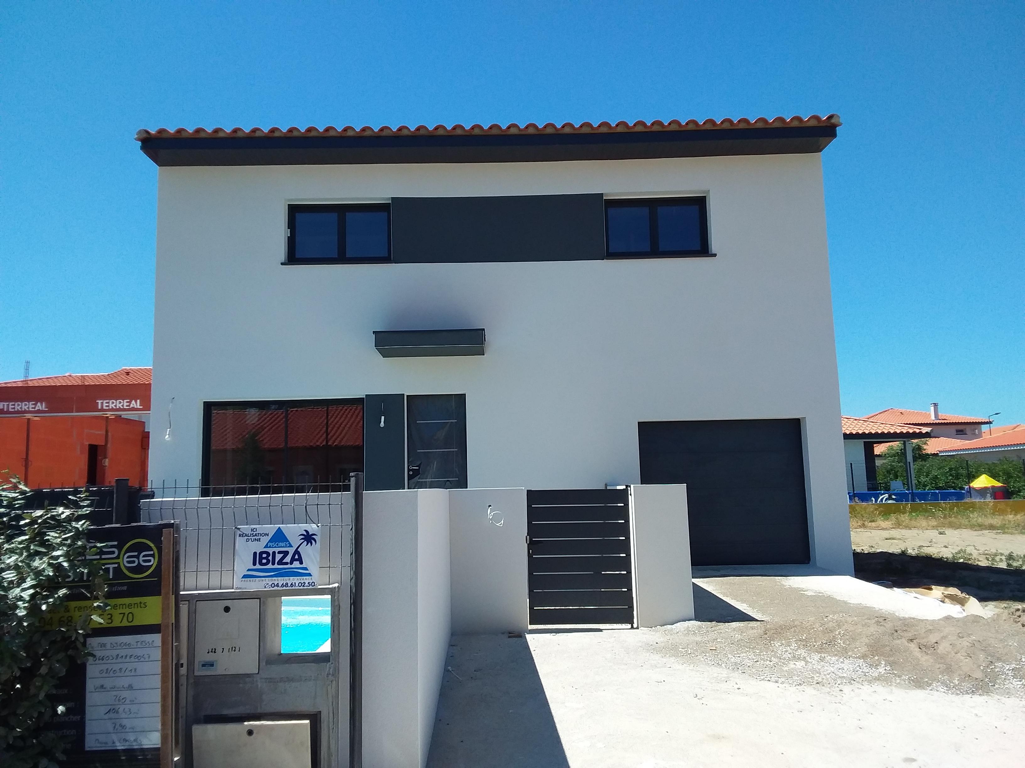 Maisons + Terrains du constructeur ACCES HABITAT 66 • 90 m² • CLAIRA