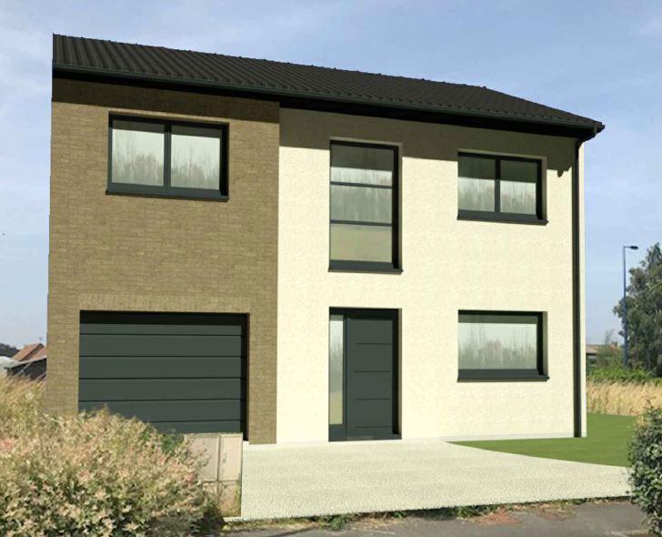 Maisons + Terrains du constructeur MAISON EUREKA • 110 m² • ENNEVELIN