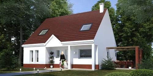 Maisons + Terrains du constructeur RESIDENCES PICARDES • 99 m² • RAINNEVILLE