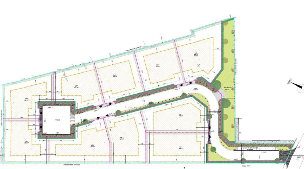 Terrains du constructeur FLINT IMMOBILIER • 503 m² • ARSY