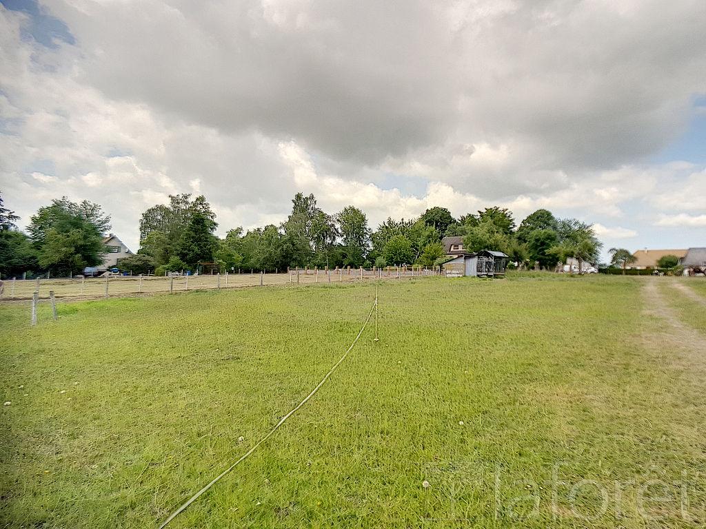 Terrains du constructeur EOS - AGENCE LAFORET • 1001 m² • PONT AUDEMER