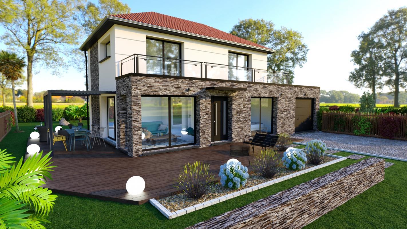 Maisons du constructeur DESIGN HABITAT • PORNICHET