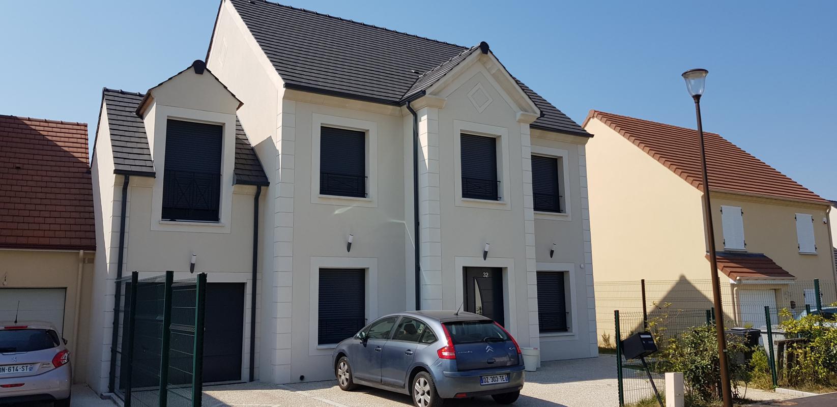 Terrains du constructeur LDP • 350 m² • VERNEUIL EN HALATTE