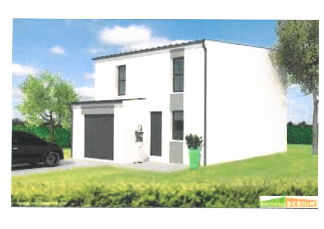 Maisons du constructeur LDP • 100 m² • LES AGEUX