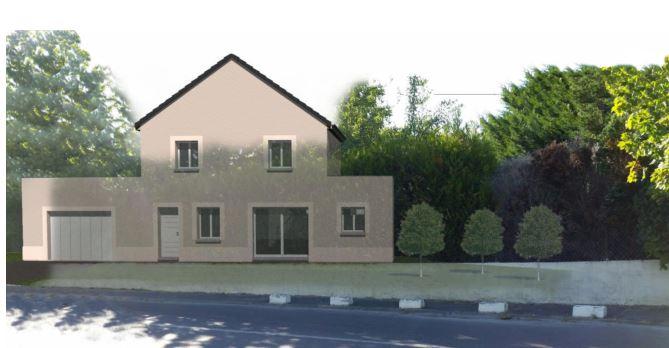 Maisons du constructeur LDP • 88 m² • DAMMARTIN EN GOELE