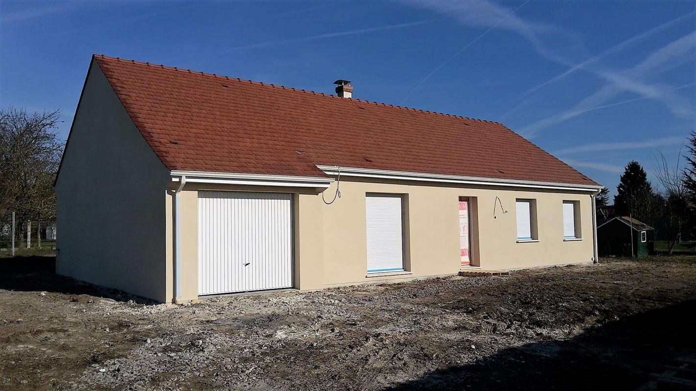 Terrains du constructeur LDP • 500 m² • CHEVRIERES
