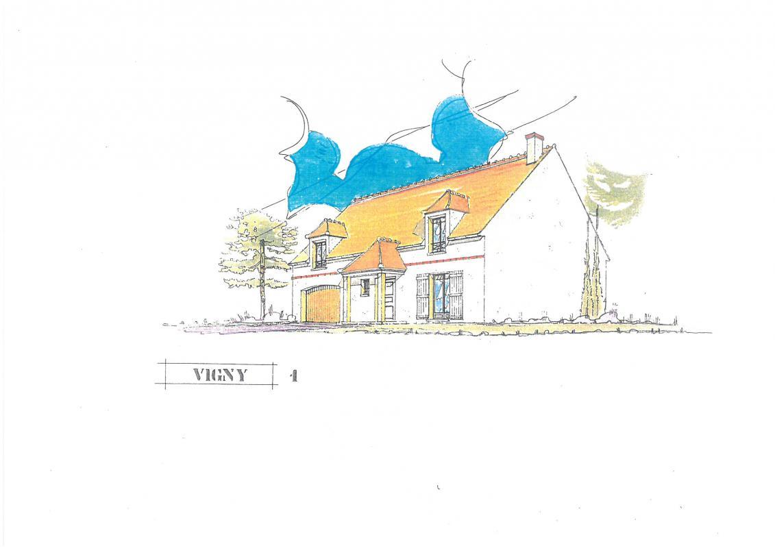 Maisons du constructeur LDP • 105 m² • PONTPOINT