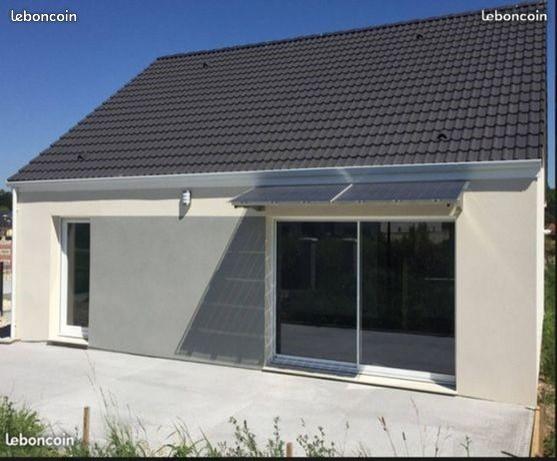 Maisons du constructeur LES LOGIS DE PICARDIE - AGENCE DE PONT SAINTE MAXENCE • 80 m² • ESTREES SAINT DENIS