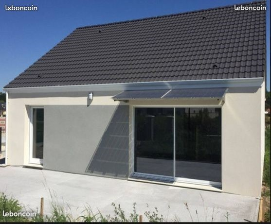 Maisons du constructeur LES LOGIS DE PICARDIE - AGENCE DE PONT SAINTE MAXENCE • 70 m² • ESTREES SAINT DENIS