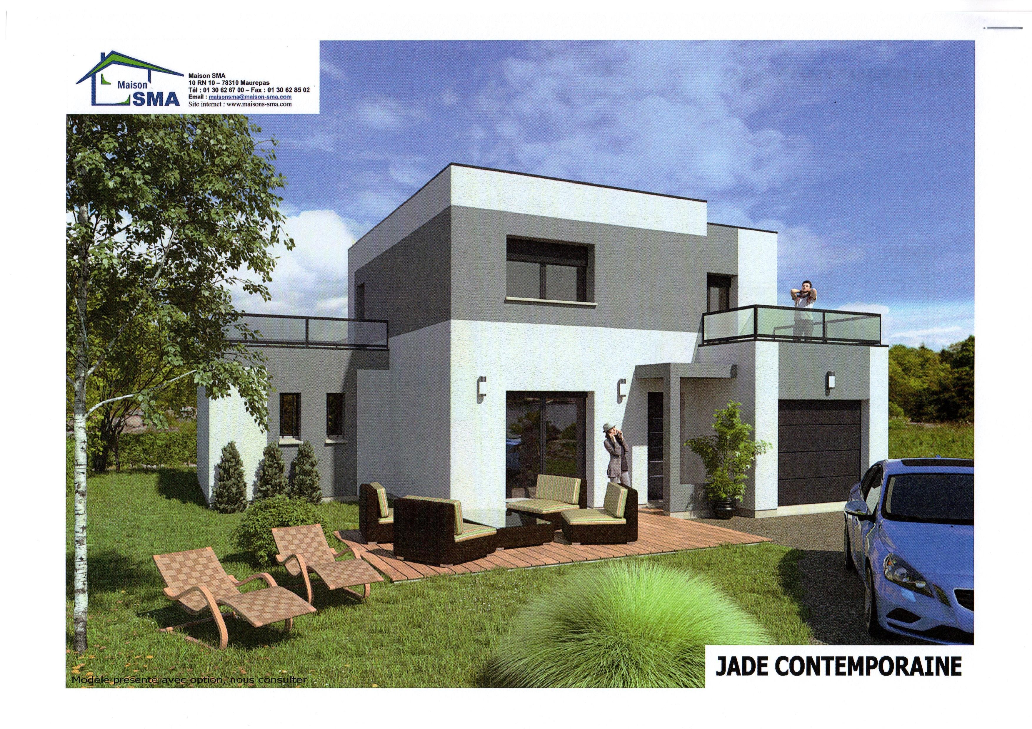 Maisons + Terrains du constructeur MAISON SMA • 130 m² • ISSOU