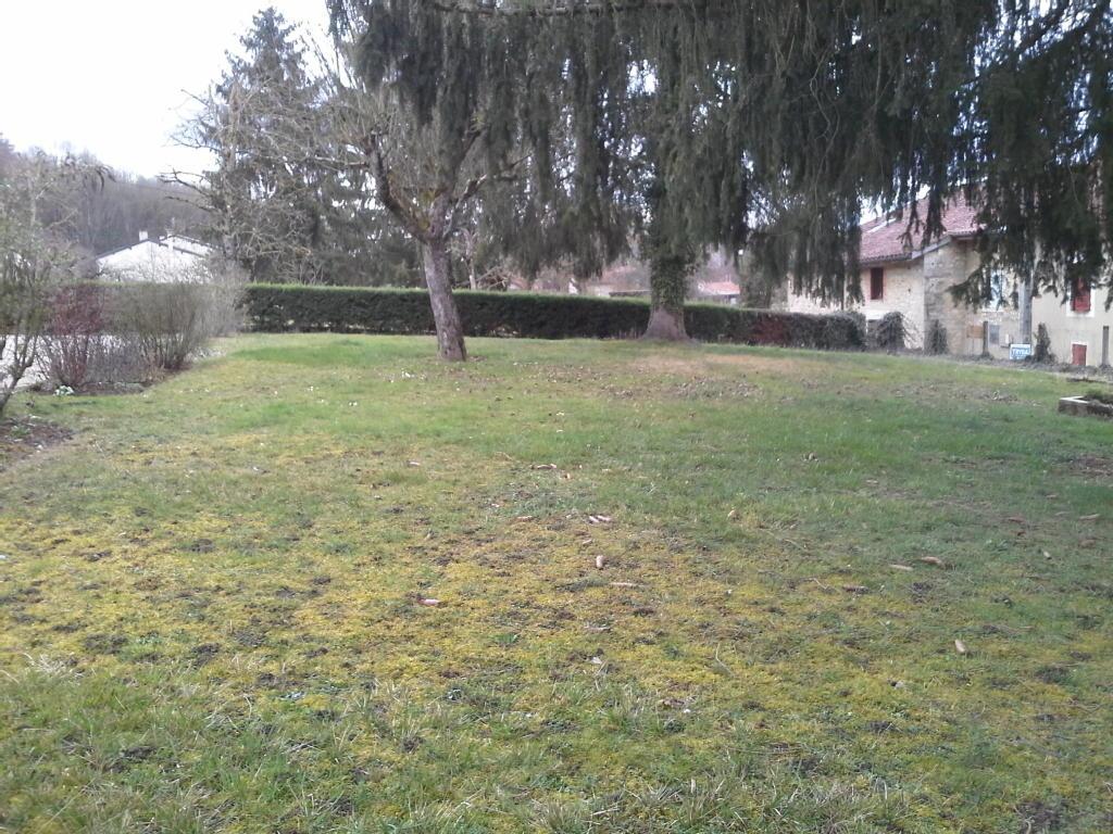 Terrains du constructeur MULLER CONSEILS IMMOBILIER • 493 m² • AMBERIEU EN BUGEY
