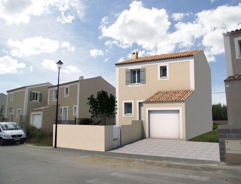 Maisons + Terrains du constructeur Maisons Serge Olivier • BEAUVOISIN