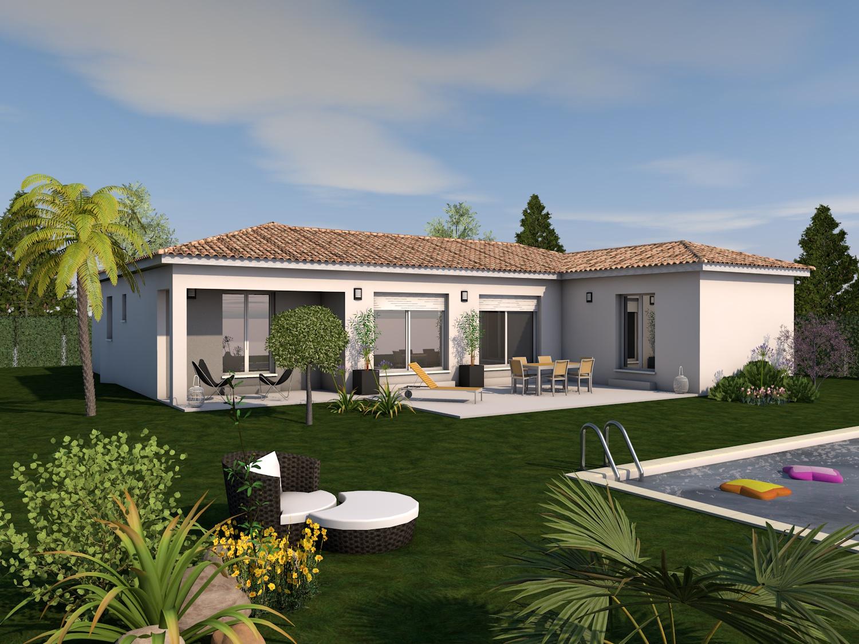 Maisons + Terrains du constructeur Maisons Serge Olivier • NIMES