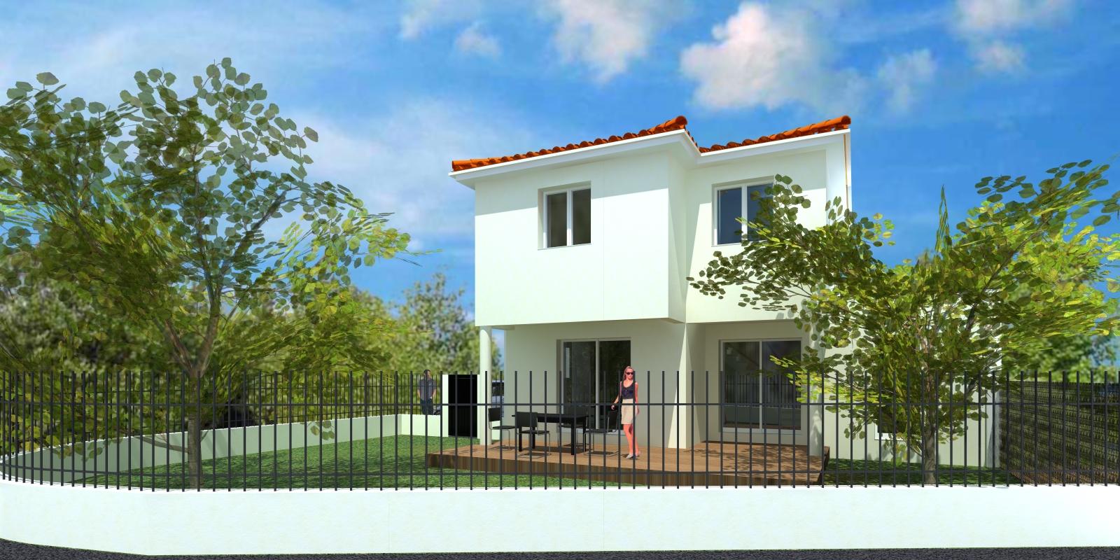 Maisons + Terrains du constructeur MAISONS CLAUDE RIZZON MEDITERRANEE • MONTFERRIER SUR LEZ