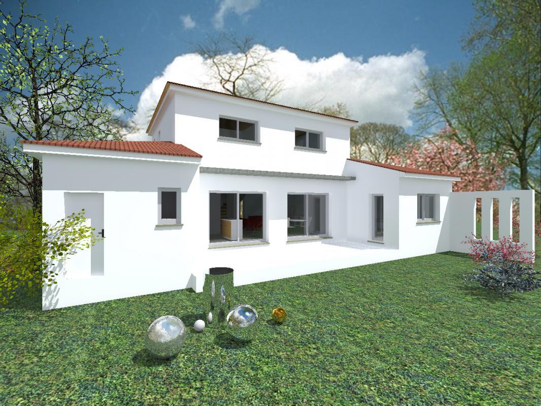 Maisons + Terrains du constructeur MAISONS CLAUDE RIZZON MEDITERRANEE • SAINT DREZERY