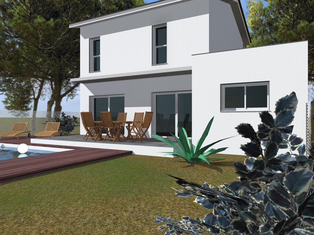 Maisons + Terrains du constructeur MAISONS CLAUDE RIZZON MEDITERRANEE • LE CRES
