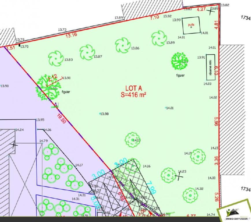 Terrains du constructeur Immo-Diffusion • 0 m² • BESSAN