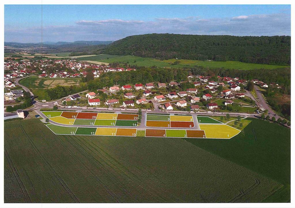 Terrains du constructeur NEOLIA • 577 m² • MARCHAUX