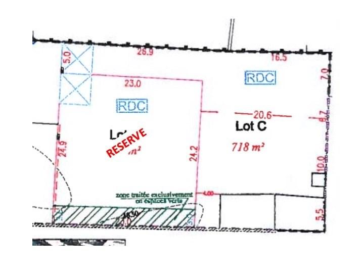 Terrains du constructeur BAGUELIN FOURAS • 718 m² • SAINT LAURENT DE LA PREE