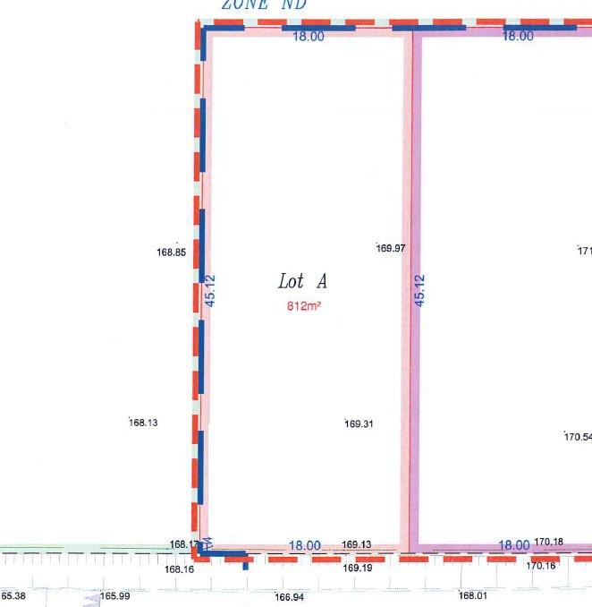 Terrains du constructeur ORPI AGENCE CARON • 812 m² • CHAUMONT EN VEXIN