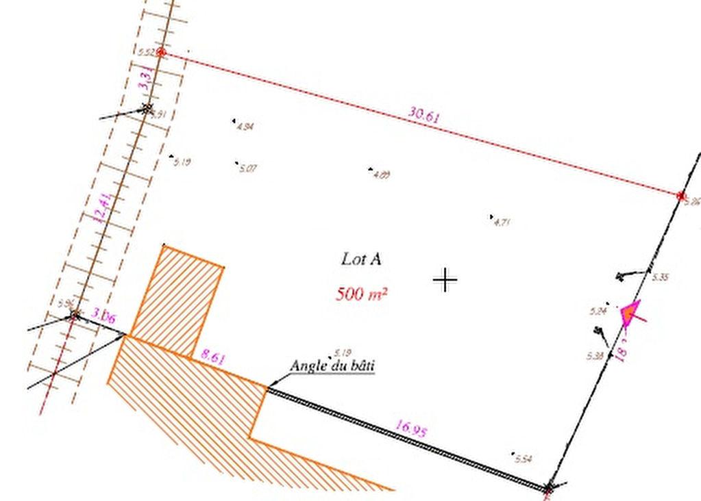 Terrains du constructeur L ADRESSE ST JEAN DE MONTS • 500 m² • SAINT JEAN DE MONTS