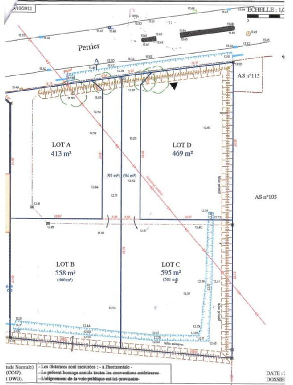 Terrains du constructeur AGENCE DU LITTORAL • 469 m² • SOULLANS