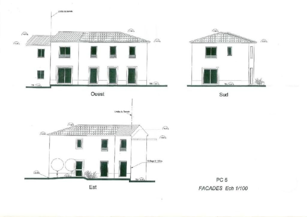 Terrains du constructeur EURL TRANSIMO 2000 • 334 m² • SAINT MAXIMIN LA SAINTE BAUME