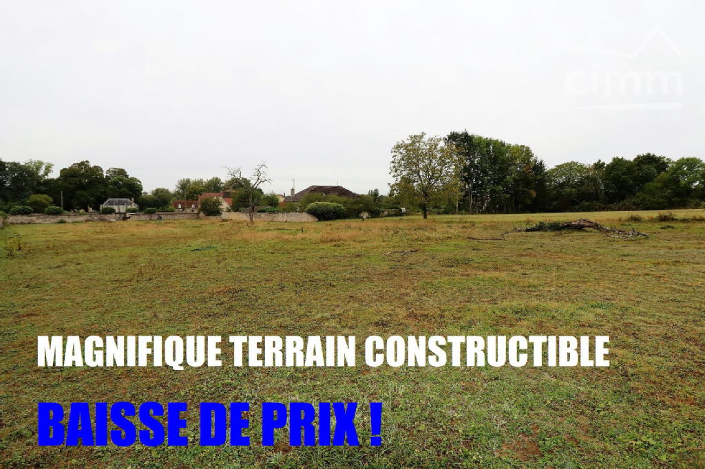 Terrains du constructeur GENLIS IMMO • 6627 m² • GRAY