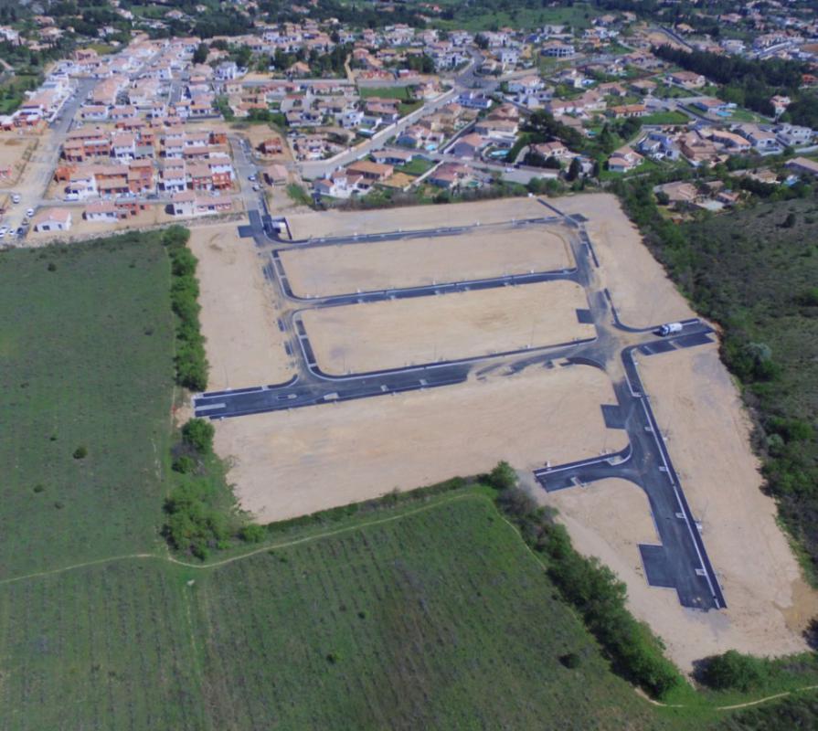 Terrains du constructeur GROUPE SM PROMOTION • 315 m² • NARBONNE