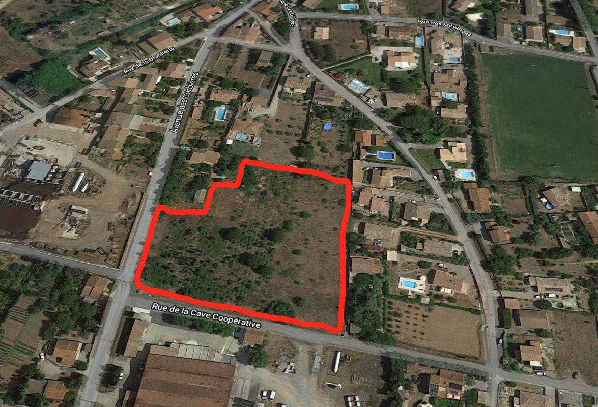 Terrains du constructeur GROUPE SM PROMOTION • 345 m² • ORNAISONS