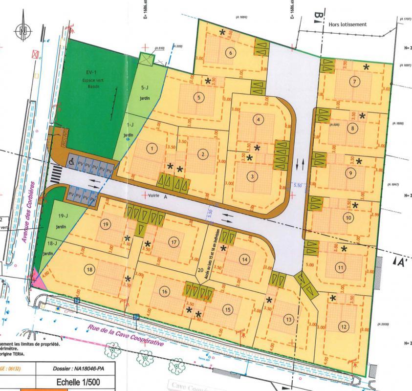 Maisons + Terrains du constructeur GROUPE SM PROMOTION • 80 m² • ORNAISONS
