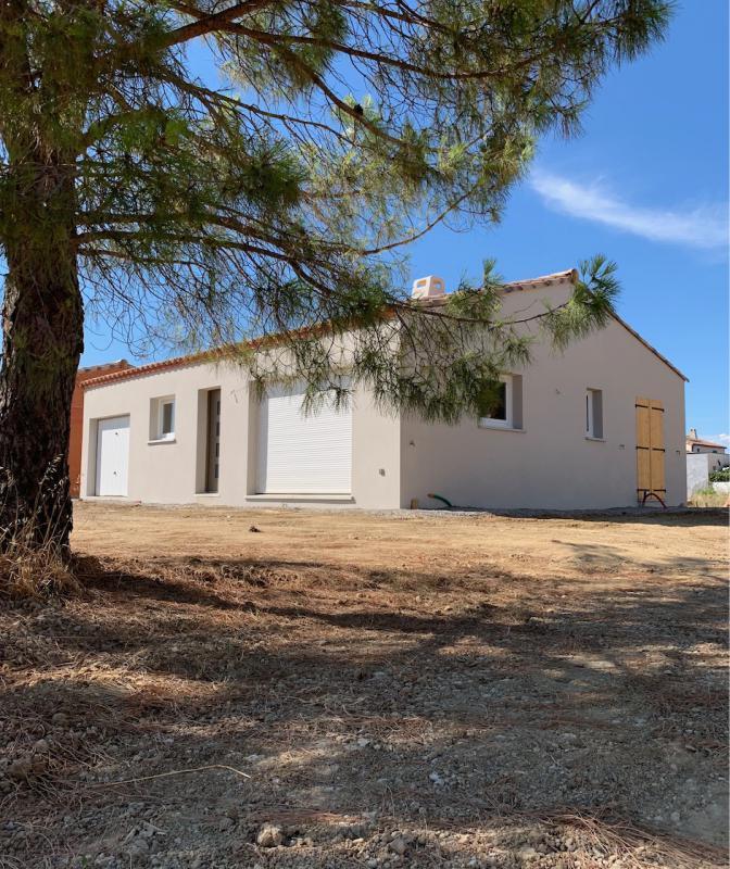 Maisons + Terrains du constructeur GROUPE SM PROMOTION • 95 m² • CANET