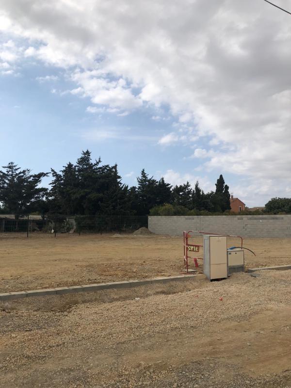 Terrains du constructeur GROUPE SM PROMOTION • 485 m² • CANET