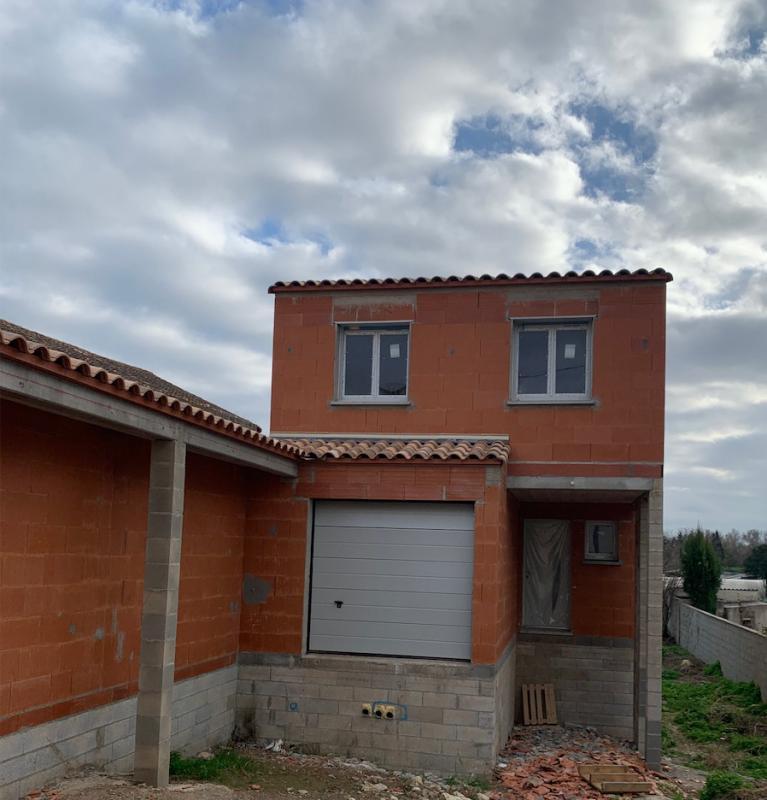 Maisons + Terrains du constructeur GROUPE SM PROMOTION •  m² • CUXAC D'AUDE