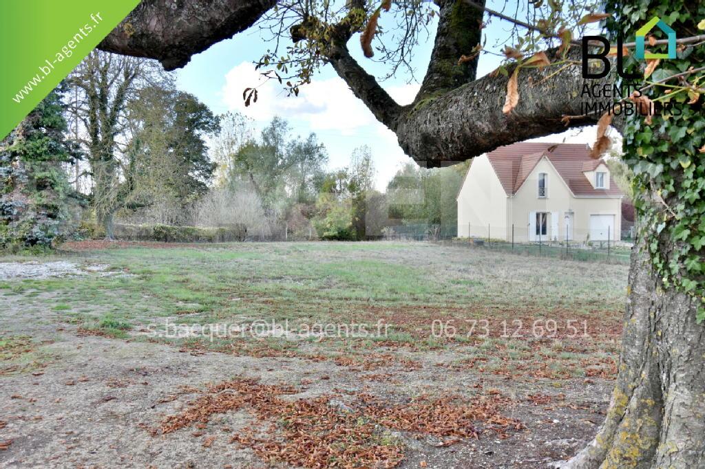 Terrains du constructeur BL AGENTS • 1128 m² • DONNEMARIE DONTILLY