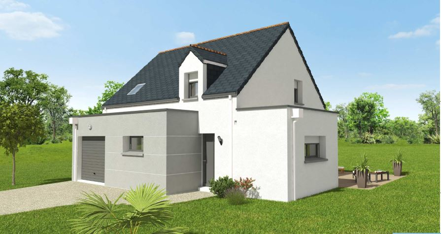 Maisons du constructeur OCEANE HABITAT • 110 m² • PONTCHATEAU