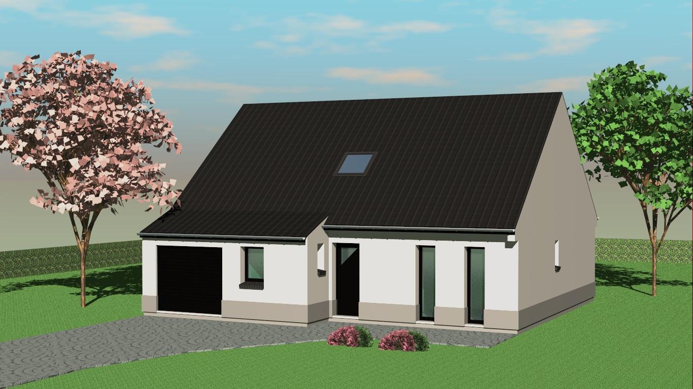Maisons du constructeur PRESTILOGIS • 100 m² • VENDIN LE VIEIL