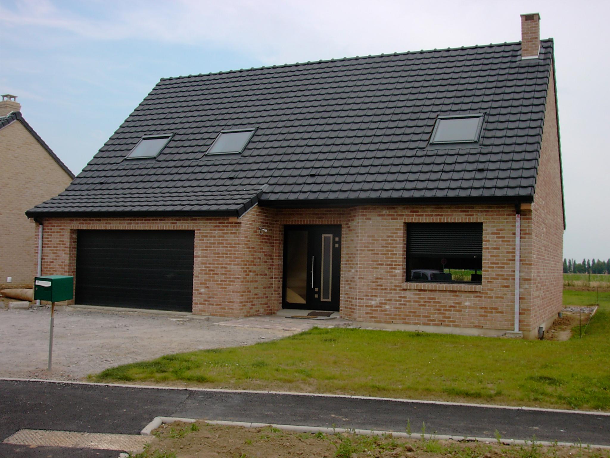 Maisons du constructeur PRESTILOGIS • 90 m² • MAZINGARBE